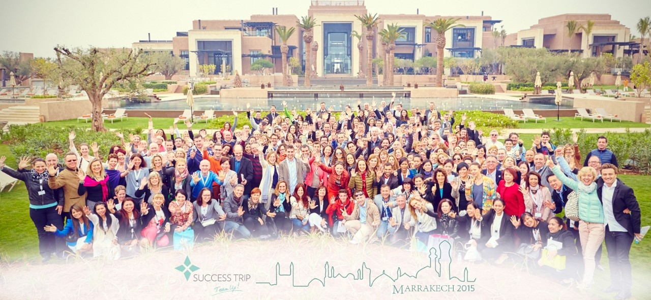 marrakech group picture